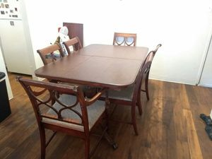 Dining Table And Chairs For In Los Rnchs Abq Nm