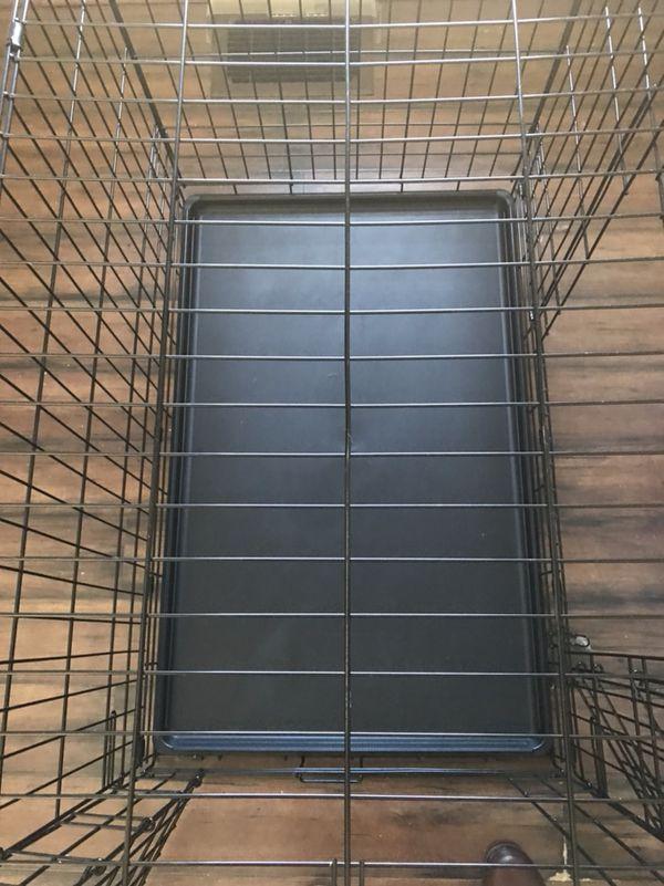 Top Paw Double Door Dog Crate Pet Supplies In Holmdel Nj Offerup