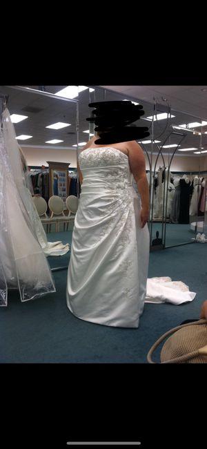 Wedding dress for Sale in San Diego, CA