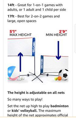 Boulder- Insta Net portable sports net NEW Thumbnail