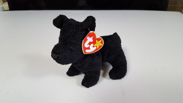 1dee70a5a27 Ty Beanie Baby Scottie the Scottish Terrier for Sale in Downers Grove
