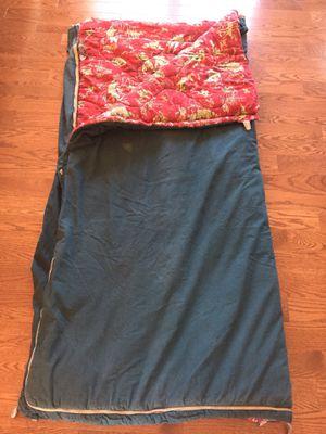 Vintage Coleman Sleeping Bag for Sale in Centreville, VA