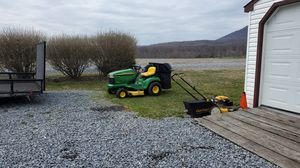 Photo John deere lt133