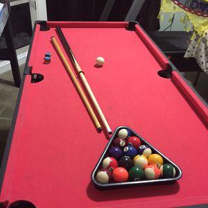 Mini-Pool table for Sale in Springfield, VA