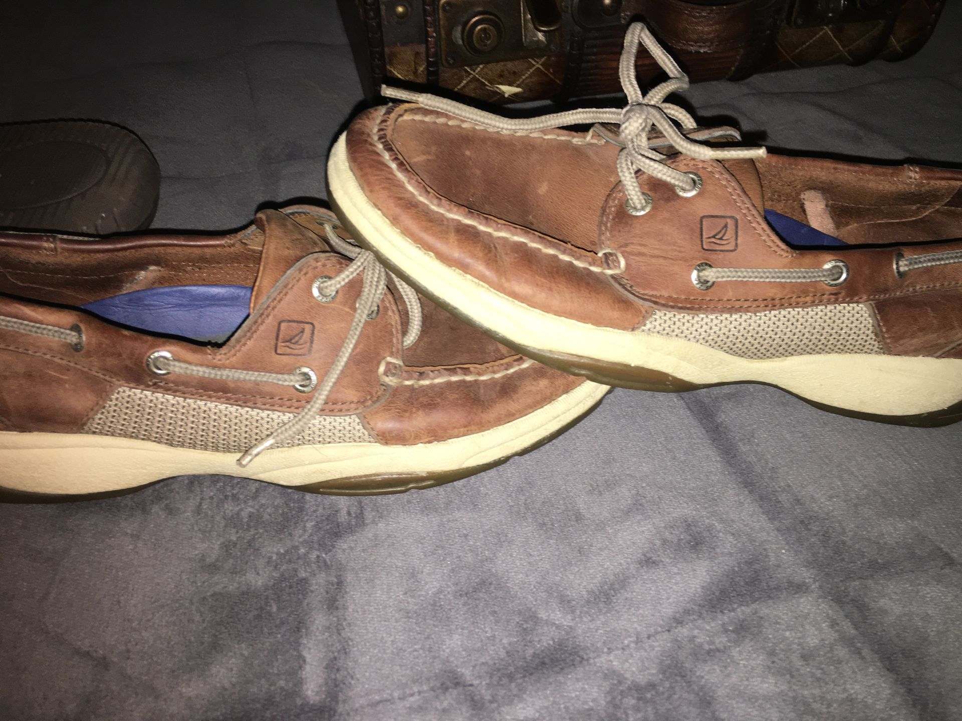 Sperry's Top Siders