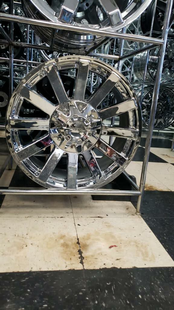 Rines 20x12 MONKEY WHEELS AND TIRES