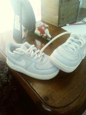 Photo Nike toddler shoes size 7c