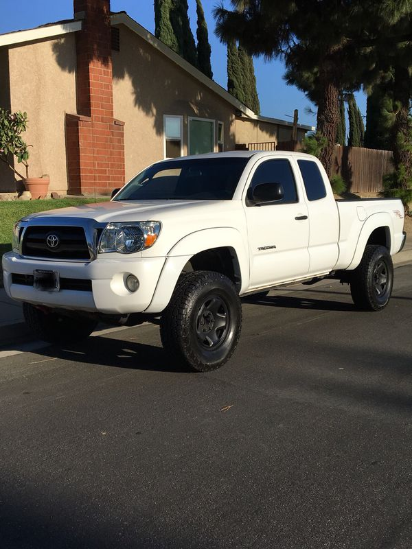 2006 TOYOTA TACOMA ACCESS CAB PRE RUNNER TRD-OFF ROAD for Sale in ...