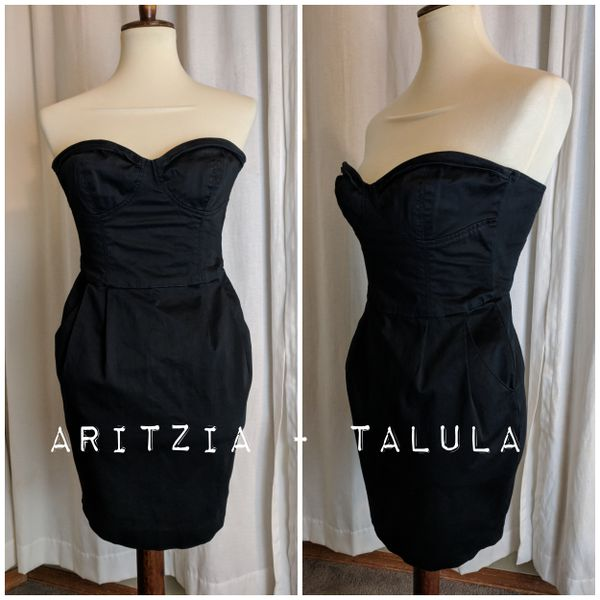df89996d48e Aritzia Talula Sweetheart mini dress. Size 2 for Sale in Everett