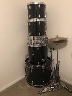 Percussion plus 5 piece drum set for Sale in Orlando, FL