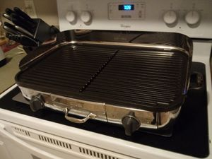 Pro ALL-CLAD LARGE GRILL FOR FOOD TRUCK OR HOME/ WORK for Sale in Nashville, TN