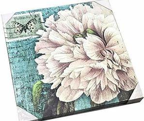 Floral Art Canvas Wall Decoration Thumbnail
