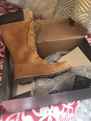 Women's high top timberland boots for Sale in Nashville, TN