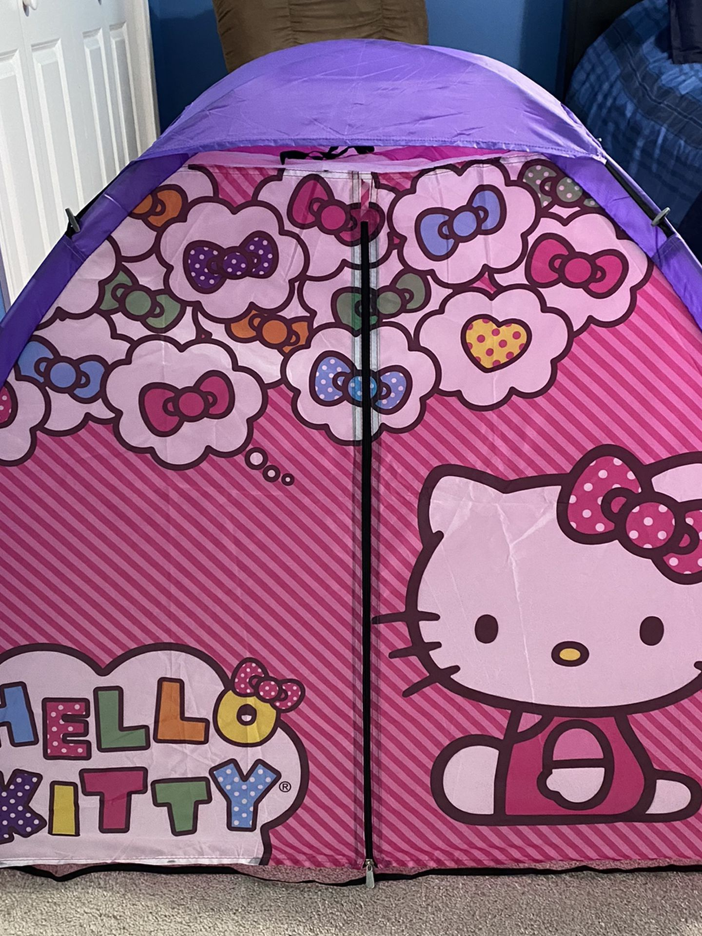 Kids Hello Kitty Tent
