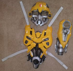 Bumblebee Transformer costume!! for Sale in Falls Church, VA
