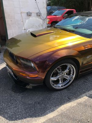 Mustang gt 2008 with 89 miles v8. Rebuilt title for Sale in Washington, DC