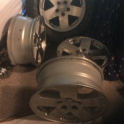 "Jeep  18""   Wheels  $100 Thumbnail"