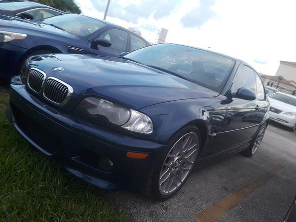 Bad Credit No License Car Dealerships >> 2004 BMW m3 clean title for Sale in Plantation, FL - OfferUp