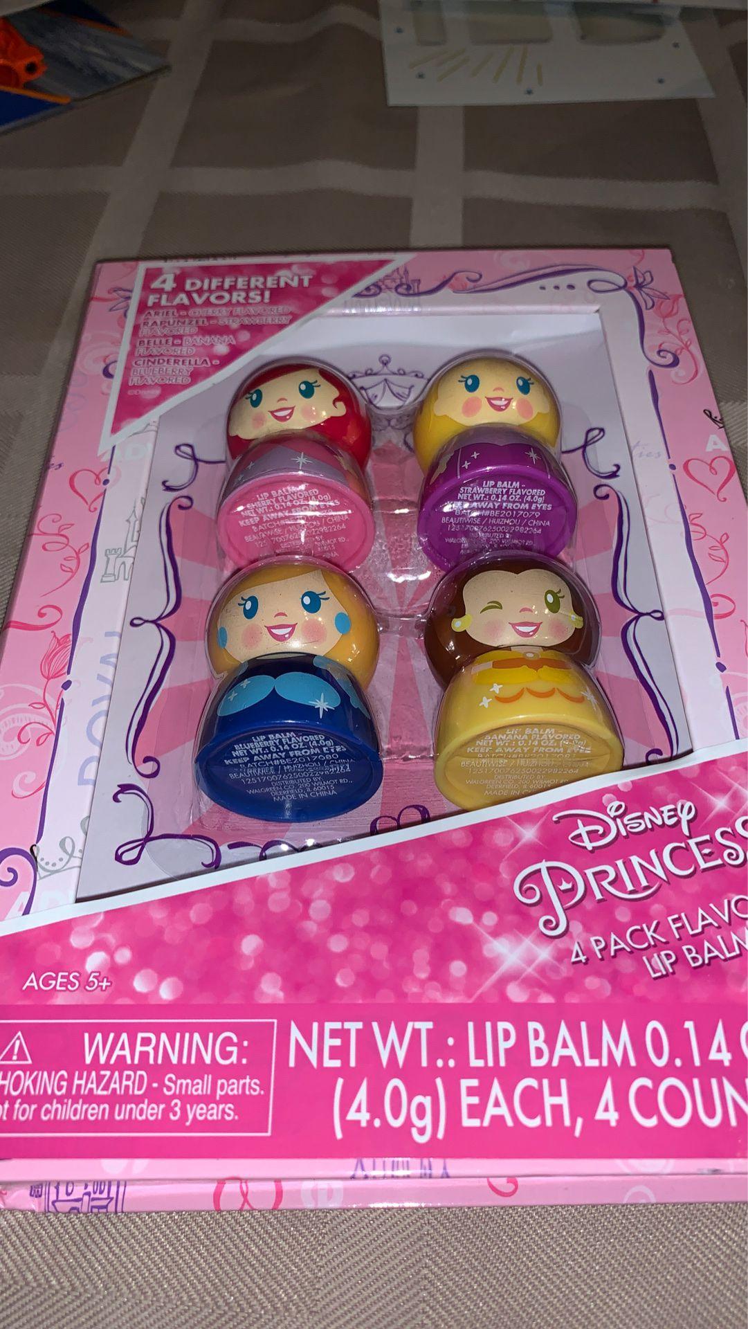 Disney Princess Kids Lip Balm