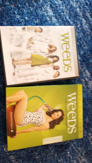 Weeds TV show- season 3 & 4 for Sale in Boston, MA