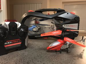 HELICOPTER W/ CONTROLLER...... 2 FOR 34.50. for Sale in Ashburn, VA