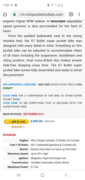 New and Used Motorcycles for Sale in Grosse Pointe, MI - OfferUp