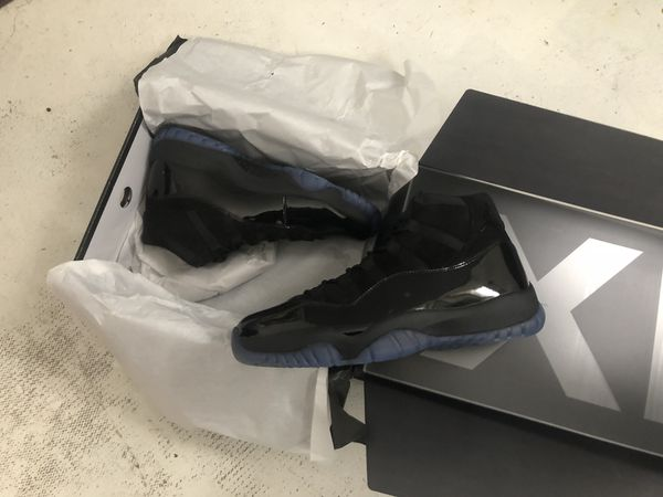 new style 0bcf7 c0650 Air Jordan 11 Retro Cap And Gown- Size 8.5