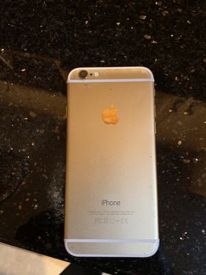 iPhone 6s 16GB Unlocked for Sale in Centreville, VA