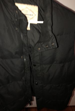 St. John bay men medium vest black for Sale in Baltimore, MD