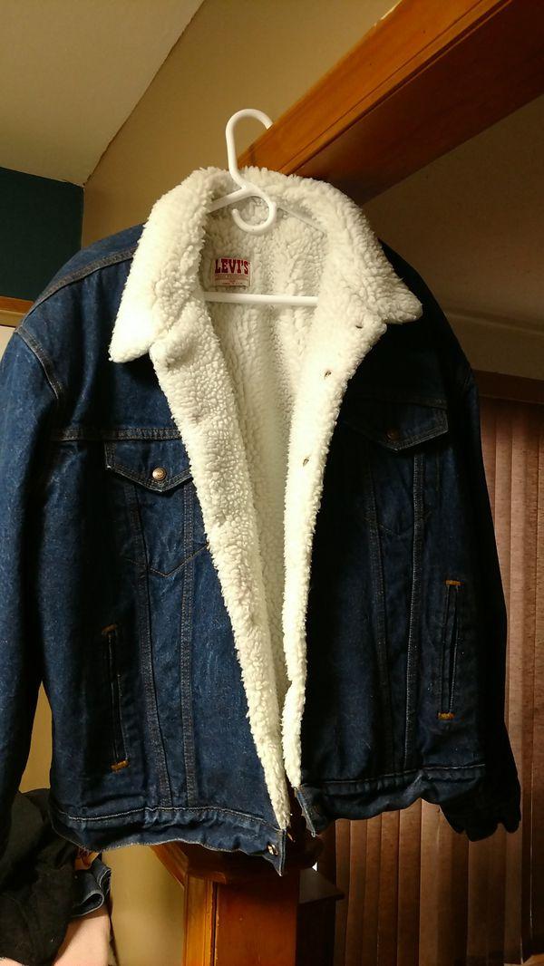 Vintage Sherpa Jacket