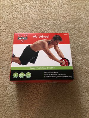 Ab wheel work out at home for Sale in Falls Church, VA