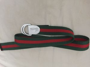 Gucci belt size 32 or 34 for $140 for Sale in Alexandria, VA