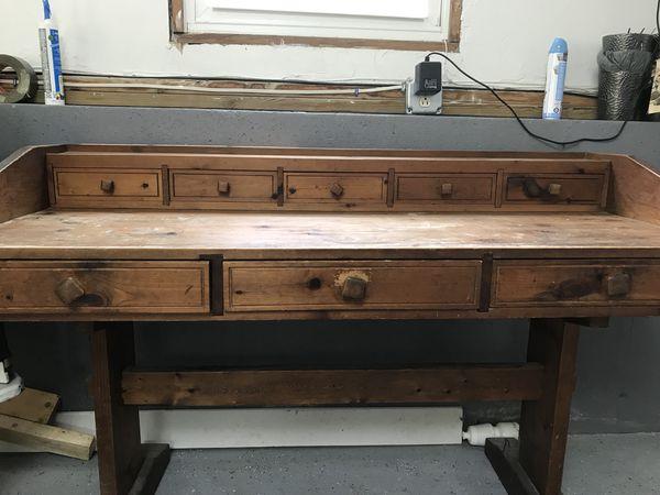- Antique Desk (Antiques) In Wareham, MA - OfferUp