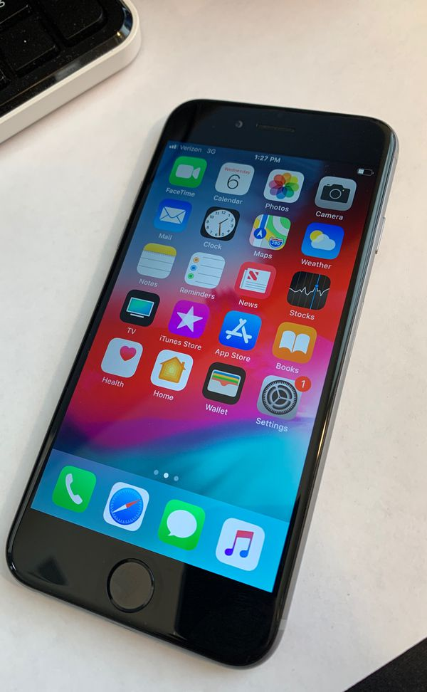 b7911b254f6 Apple iPhone 6 16gb space gray unlocked clean imei for Sale in ...