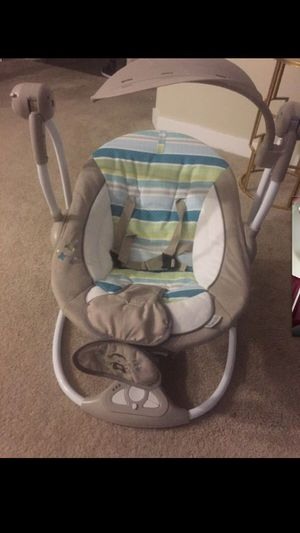 Baby Swing Brand New for Sale in Woodlawn, MD