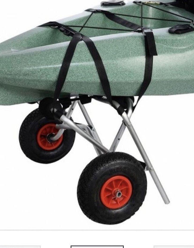 Photo Aluminum Canoe Jon Boat Kayak Gear Brand New In Box