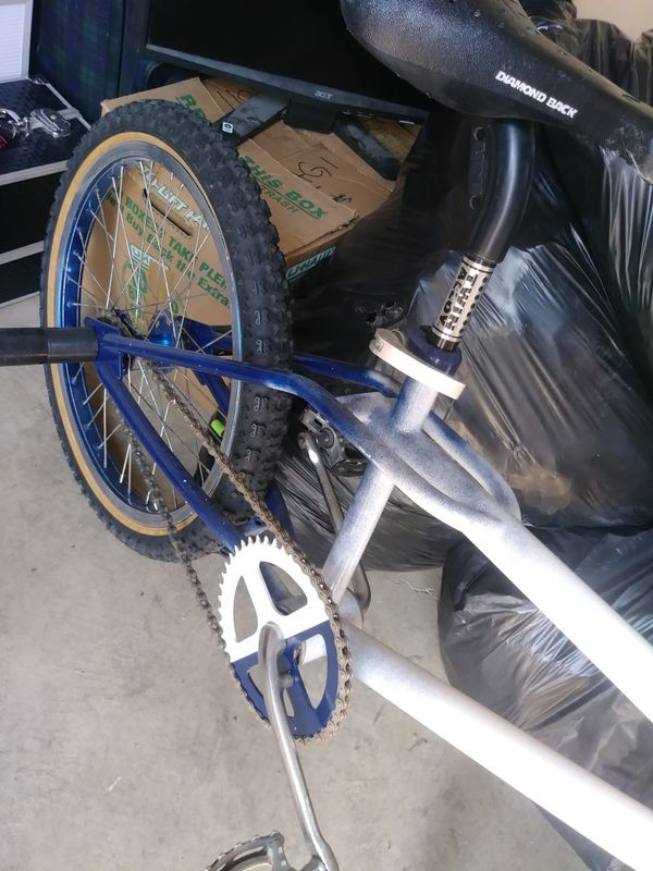 GT dino 70s model frame bmx bike for Sale in Aurora, CO - OfferUp