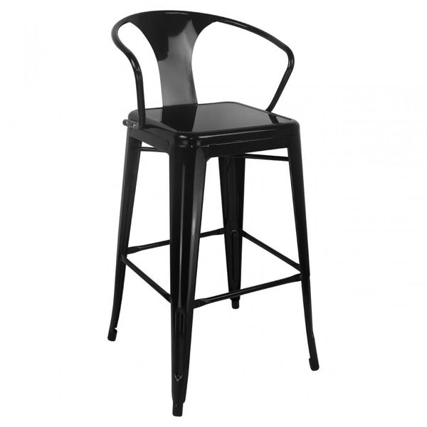 Brand New 30 Black Metal Bar Stool Barstool Furniture In Brea Ca