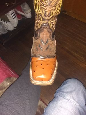 Men's boots for Sale in Oklahoma City, OK