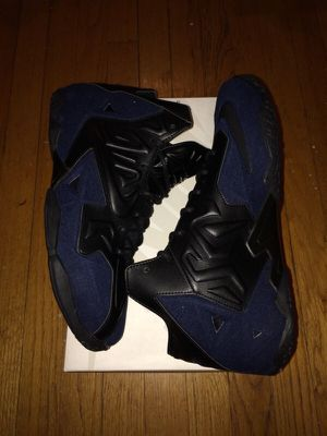 34e784ef16d Nike Lebron 11 Denim EXT Sz. 11.5 for Sale in Chicago
