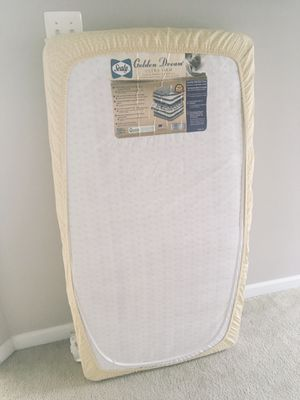 Sealy Firm toddler baby crib mattress for Sale in Chantilly, VA