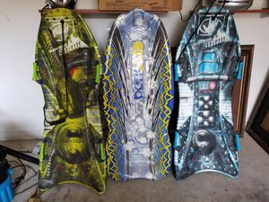 3 snowboards $10 each for Sale in Potomac, MD