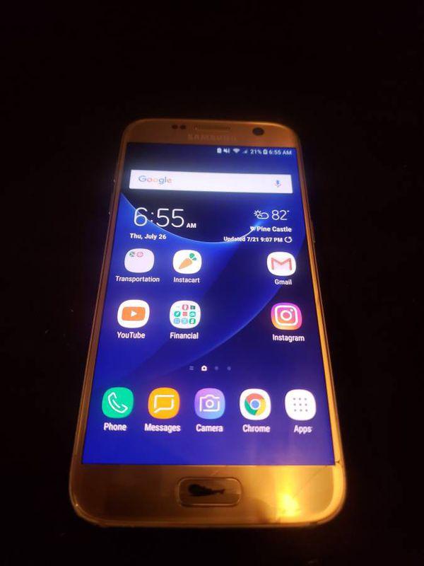 Sprint Samsung Galaxy S7
