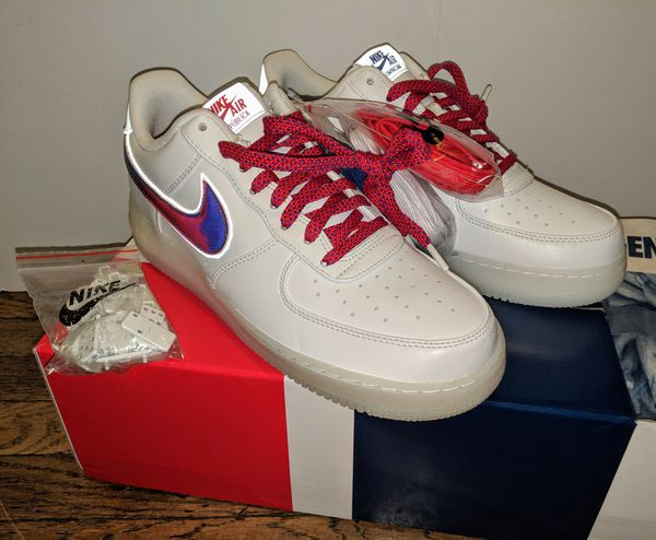 sale retailer f891c 7267a Nike Air Force 1 low De Lo Mio - size 10