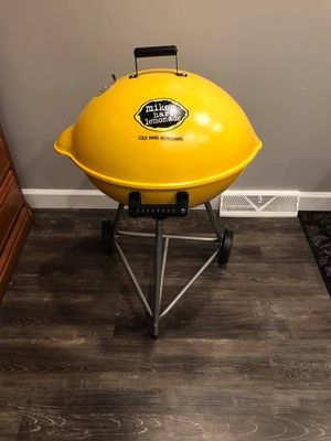New Mike's Hard Lemonade Charcoal BBQ Lemon Grill for Sale in Perry, OH