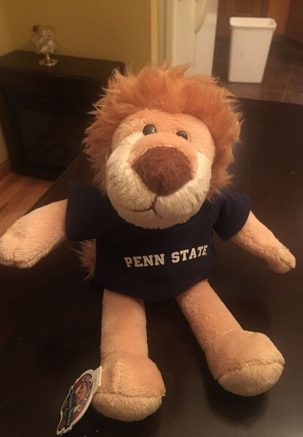 Penn State Lion Chelsea Teddy Bear Co Plush Stuffed Animal With Tag For Sale In Pittsburgh Pa Offerup
