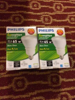 Philips light bulbs for Sale in Aldie, VA