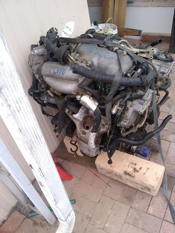 2005 Nissan altima 3 5 engine  V6 for Sale in Hemet, CA - OfferUp