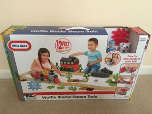 Little Tikes Train Set (New in Box) for Sale in Ashburn, VA