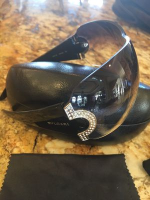 Authentic Bvlgari sunglasses for Sale in Leesburg, VA